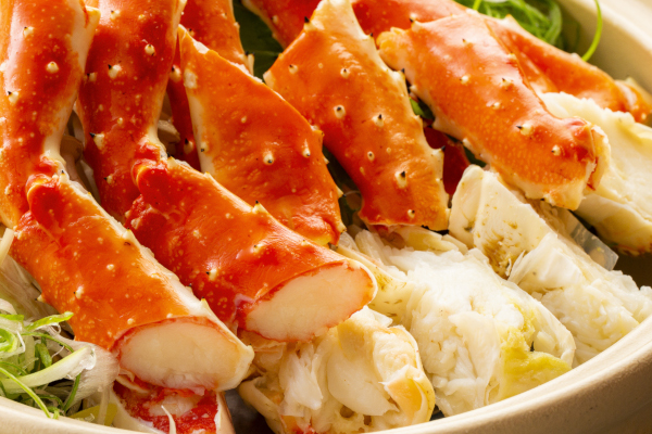 Red King Crab Hot Pot
